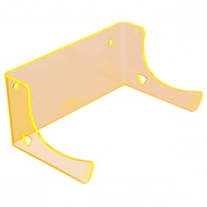 Skatepod Backside V2 Gelb Wandhalterung