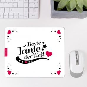 Mousepad Beste Tante - Motiv 4