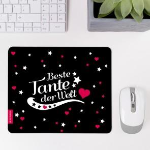 Mousepad Beste Tante - Motiv 5
