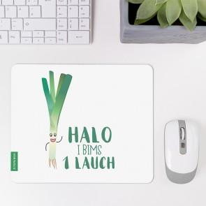 Halo i bims 1 lauch mousepad