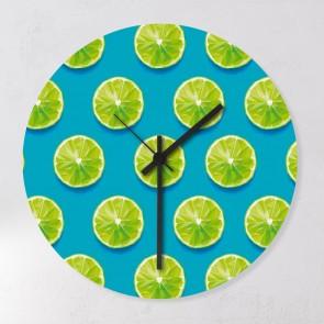 Uhr Limette