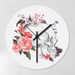 Uhr Totenkopf