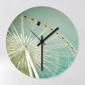 Uhr Riesenrad