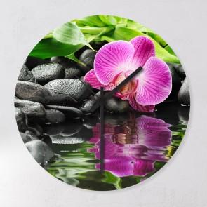 Uhr Orchidee Stones