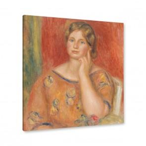 Auguste Renoir - Frau Osthaus