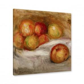 Auguste Renoir - Stillleben mit Äpfeln