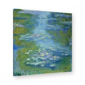 Claude Monet Seerosenteich 1907 als Leinwandbild