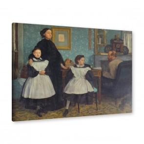 Edgar Degas - die Familie Bellelli