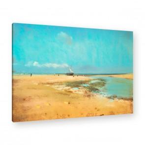 Edgar Degas - Strand bei Ebbe