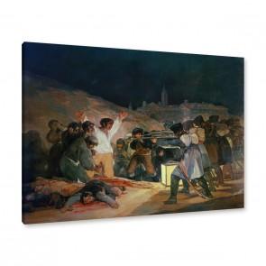 Franciscus José de Goya - der dritte Mai 1808