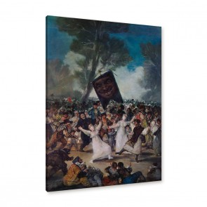 Francisco José de Goya - Karnevalsszene