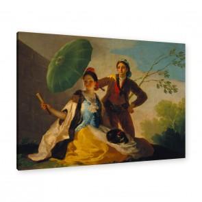 De Goya Leinwandbild