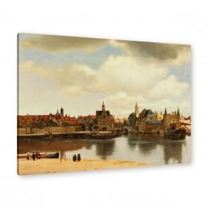 Jan Vermeer Ansicht der Stadt Delft