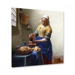 Jan Vermeer - Dienstmagd mit Honig