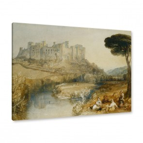 Joseph Mallord William Turner - Ludlow Castle
