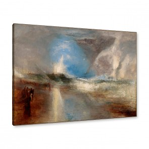 Joseph Mallord William Turner - Rockets and Blue Lights