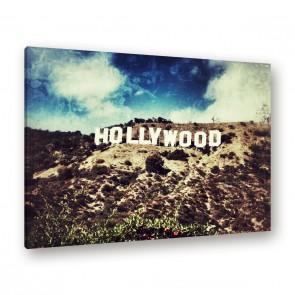 Leinwandbild Hollywood