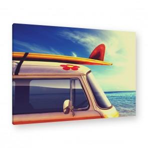 Leinwandbild - Strand - Beach - Meer - Wasser