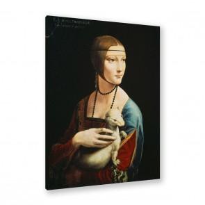 Leinwandbild - Leonardo da Vinci