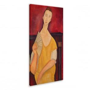 Modigliani Leinwandbild