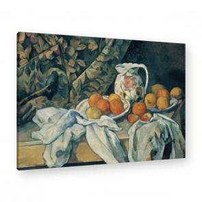 Paul Cézanne Früchtestilleben Leinwandbild