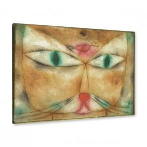 Paul Klee - Katze und Vogel