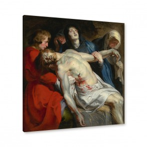 Peter Paul Rubens - Die Grablegung Christi