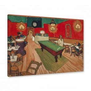 Van Gogh - Das Nachtcafé in Arles