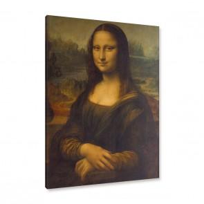 Leinwandbild Mona Lisa