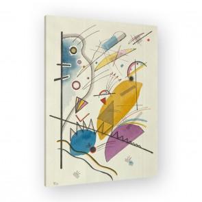 Wassily Kandinsky - Durchgehender Strich