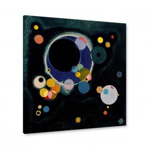 Wassily Kandinsky - Skizze für einige Kreise