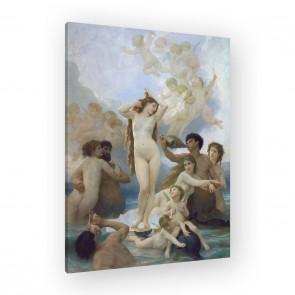 William Adolphe Bouguereau - die Geburt der Venus