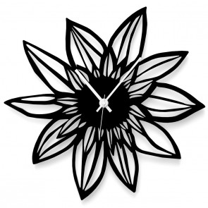 Uhr Blume