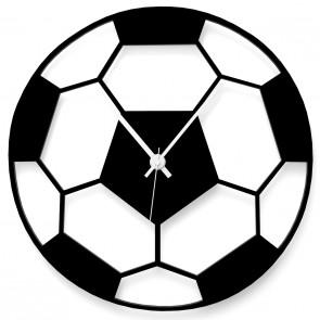 Fußball Wanduhr