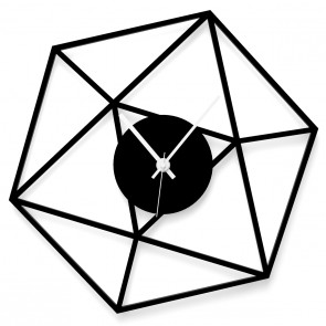Uhr Hexagon