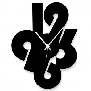 minimalistische Uhr