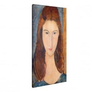 Jeanne Hebuterne Modigliani