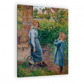Leinwandbild von Camille Pissarro