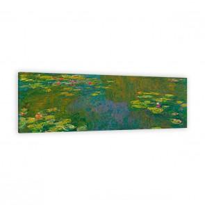 Seerosenteich von Claude Monet 1919 als Leinwandbild