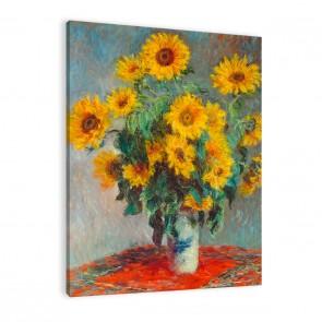 Sonnenblumen Leinwandbild