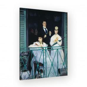 Édouard Manet - der Balkon
