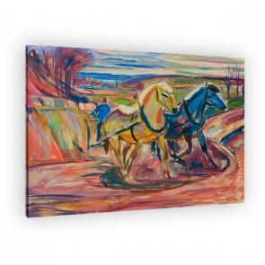 Edvard Munch Leinwandbild zum aufhängen
