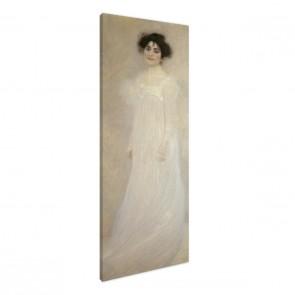 Bildnis der Serena Lederer von Gustav Klimt als Leinwandbild