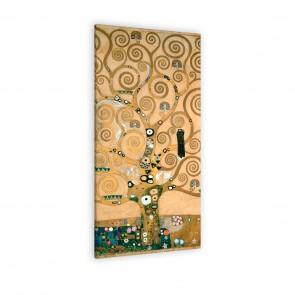 der Lebensbaum von Gustav Klimt zum aufhängen