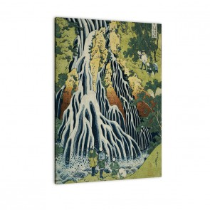 Künstler Leinwandbild Katsushika Hokusaidie