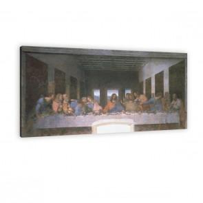 Künstler Leinwandbil Leonardo da Vinci