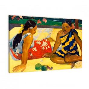 Leinwandbild von Paul Gauguin