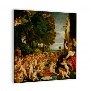 Leinwandbild von Tizian