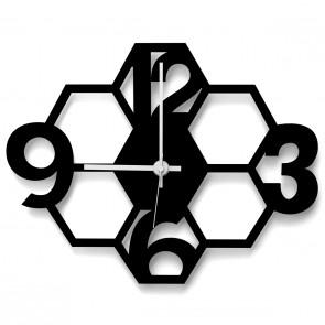 Uhr mit Zahlen