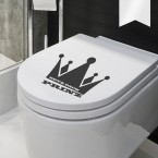 WC-Deckel-Aufkleber-Sitzenpinkeln